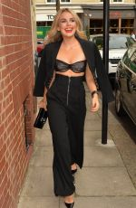 TALLIA STORMA Heading to a Tom Ford Event in London 08/23/2017