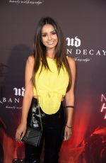 TAM TAM BEAUTY at Urban Decay Naked Heat Launch in Berlin 08/10/2017