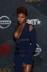 TARAJI P. HENSON at 2017 Black Girls Rock! at New Jersey Performing Arts Center in Newark 08/05/2017