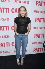 TAVI GEVINSON at Patti Cake$ Premiere in New York 08/14/2017