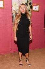 TAYLOR DAYNE at BCRF Paddle and Party for Pink Benefit in New York 08/05/2017
