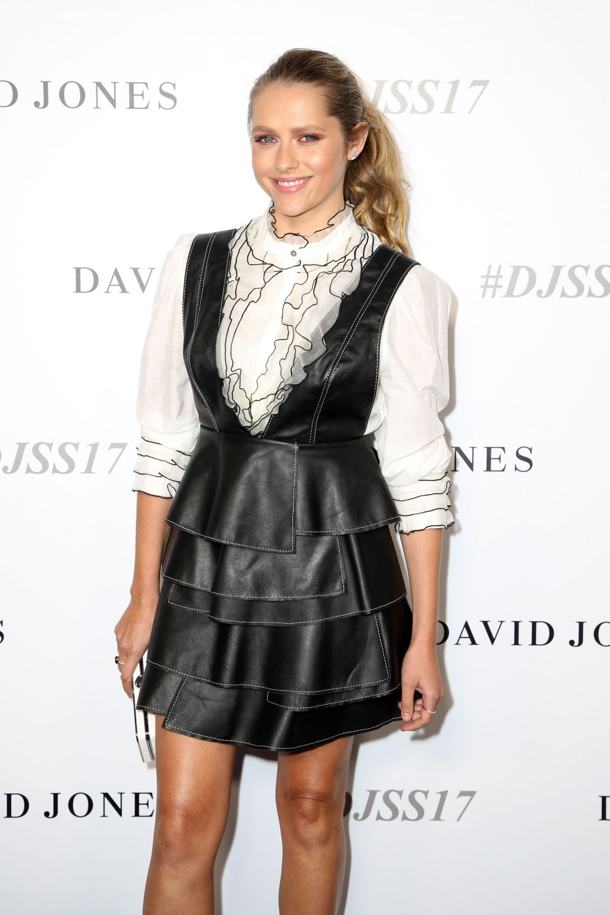 TERESA PALMER at David Jones S/S 2017 Collections Launch in Sydney 08/09/2017