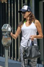 TERI HATCHER Out for Lunch in Studio City 08/28/2017