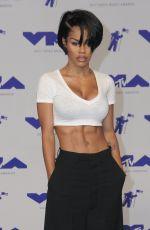 TEYANA TAYLOR at 2017 MTV Video Music Awards in Los Angeles 08/27/2017