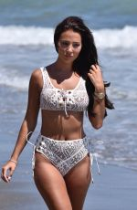 The Only wWay is Essex Cast at Mahiki Beach in Marbella 08/11/2017
