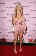 TIFFANY STANLEY at The Prettylittlething x Olivia Culpo Launch in Hollywood 08/17/2017