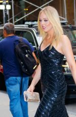 TIFFANY TRUMP Arrives at a Wedding in New York 08/06/2017