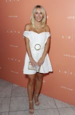 TIFFANY WATSON at LOTD Launch Party in London 08/16/2017