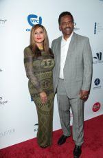 TINA KNOWLES at 17th Annual Harold & Carole Pump Foundation Gala in Los Angeles 08/11/2017