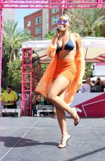 TINASHE at Go Pool in Flamingo Hotel & Casino in Las Vegas 08/12/2017