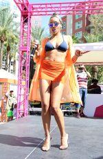 TINASHE at Go Pool in Flamingo Hotel & Casino in Las Vegas 08/12/2017