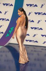 TORI BRIXX at 2017 MTV Video Music Awards in Los Angeles 08/27/2017