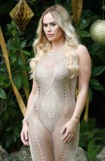 Towie Cast at a Party in Marbella 08/07/2017