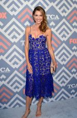 TRICIA HELFER at Fox All-star Party in West Hollywood 08/08/2017