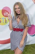 TYNE-LEXY CLARSON at V Festival in Stafford 08/20/2017