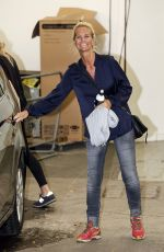 ULRIKA JONSSON at ITV Studios in London 08/29/2017