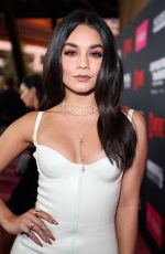 VANESSA HUDGENS at Ime & Mayweather Promotions VIP Pre-fight Party in Las Vegas 08/26/2017