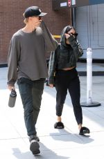 VANESSA HUDGENS Leaves a Doctors Office in Beverly Hills 08/16/2017