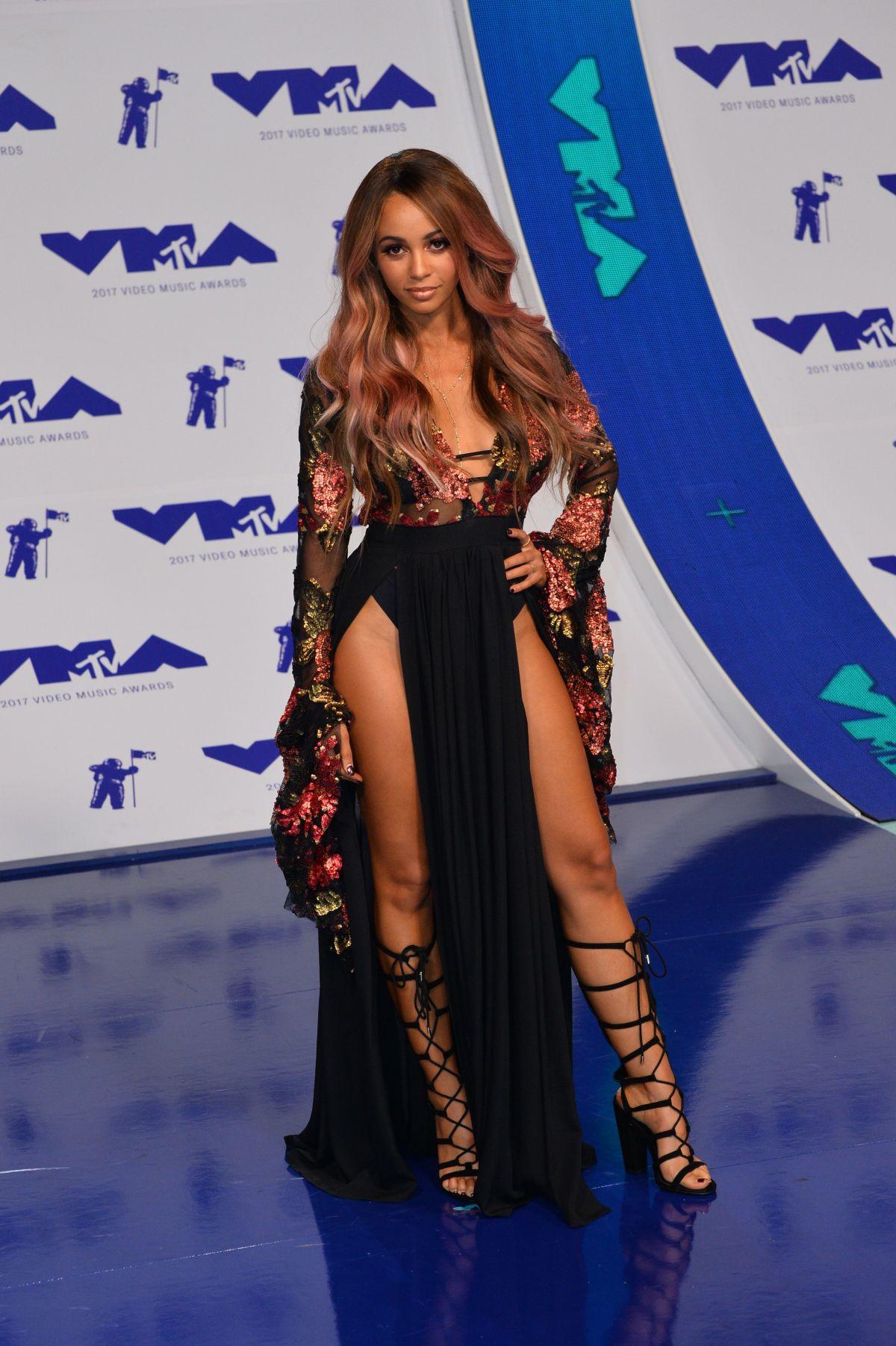 VANESSA MORGAN at 2017 MTV Video Music Awards in Los Angeles 08/27/2017