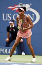 VENUS WILLIAMS at 2017 US Open Championships in New York 08/28/2017