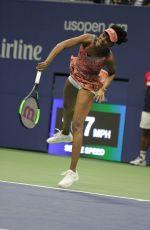 VENUS WILLIAMS at 2017 US Open Tennis Championships 08/30/2017