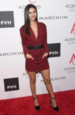 VICTORIA JUSTICE at 21st Annual Ace Awards in New York 08/07/2017