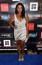 VIVIAN LAMOLLI at Sharknado 5: Global Swarming Premiere in Las Vegas 08/06/2017