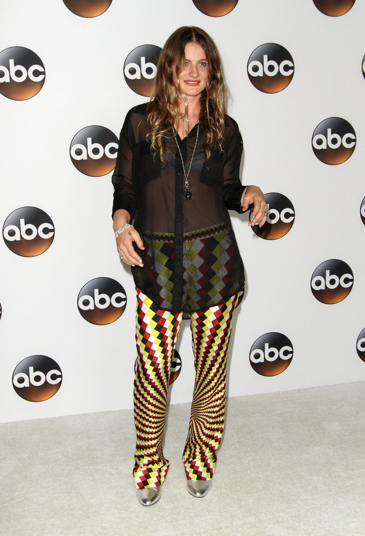 WILLOW ANWAR at Disney/ABC TCA Summer Tour in Beverly
