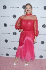 WILLOW SHIELDS at 5th Annual Beautycon Festival in Los Angeles 08/12/2017