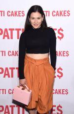 YAEL STONE at Patti Cake$ Premiere in New York 08/14/2017