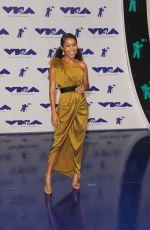 YARA SHAHIDI at 2017 MTV Video Music Awards in Los Angeles 08/27/2017