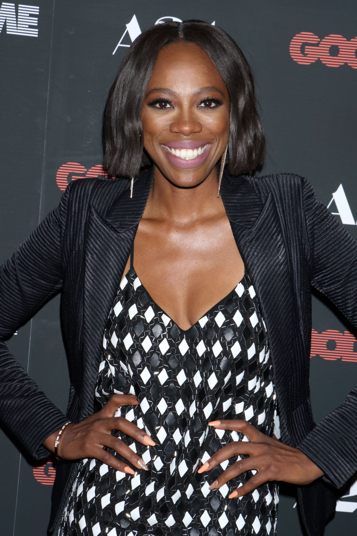 YVONNE ORJI at Good Time Premiere in New York 08/08/2017