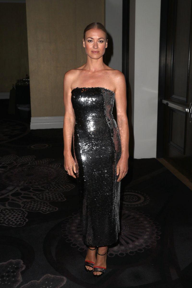 YVONNE STRAHOVASKI at 33rd Annual Television Critics Association Awards in Beverly Hills 08/05/2017