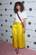 ZENDAYA COLEMAN at 5th Annual Beautycon Festival in Los Angeles 08/12/2017