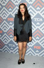 ZULEIKHA ROBINSON at Fox TCA After Party in West Hollywood 08/08/2017