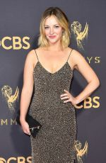 ABBY ELLIOT at 69th Annual Primetime EMMY Awards in Los Angeles 09/17/2017