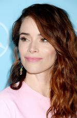 ABIGAIL SPENCER at Variety & Women in Film Pre-emmy Celebration in Los Angeles 09/15/2017