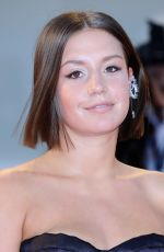 ADELE EXARCHOPOULOS at Racer and the Jailbird Premiere at Venice Film Festival 09/08/2017