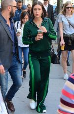 ADELE EXARCHOPOULOS Out and About in Toronto 09/12/2017