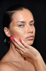 ADRIANA LIMA at Fenty Puma by Rihanna Spring/Summer 2018 Fashion Show at NYFW in New York 09/10/2017
