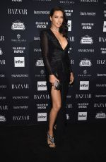 ADRIANA LIMA at Harper's Bazaar Icons Party in New York 09/08/2017