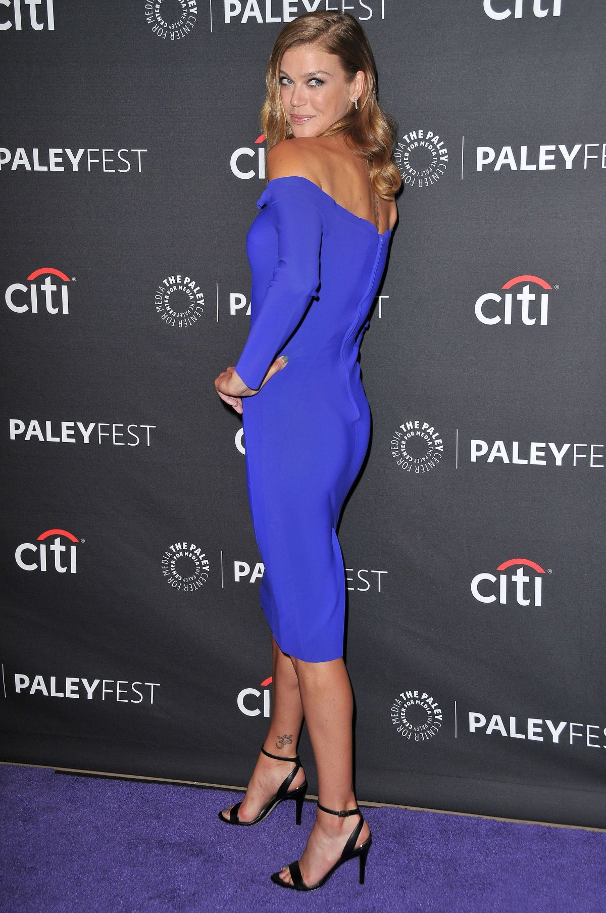 ADRIANNE PALICKI at 11th Annual Paleyfest The Orville Event in Beverly Hills 09/13/17
