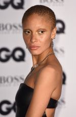 ADWOA ABOAH at GQ Men of the Year Awards 2017 in London 09/05/2017