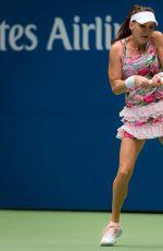 AGNIESZKA RADWANSKA at 2017 US Open Tennis Championships 09/02/2017