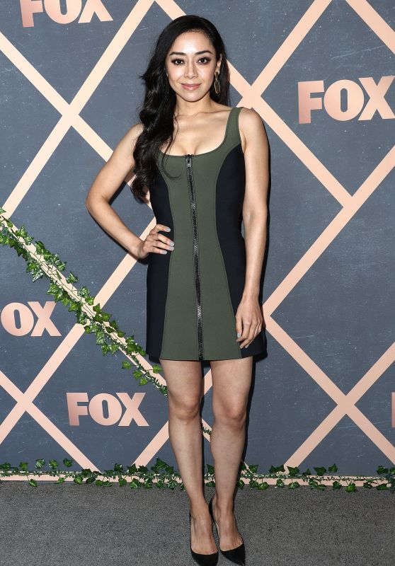 AIMEE GARCIA at Fox Fall Premiere Party Celebration in Los Angeles 09/25/2017
