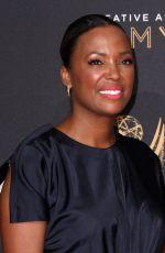 AISHA TYLER at Creative Arts Emmy Awards in Los Angeles 09/10/2017