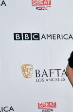 AISLING BEA at BBC America Bafta Los Angeles TV Tea Party 09/16/2017