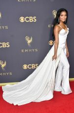 AJIONA ALEXUS at 69th Annual Primetime EMMY Awards in Los Angeles 09/17/2017