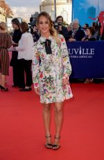 ALICE BELAIDI at 43rd Deauville American Film Festival Opening Ceremony 09/01/2017