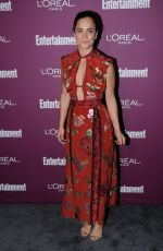 ALICE BRAGA at 2017 Entertainment Weekly Pre-emmy Party in West Hollywood 09/15/2017